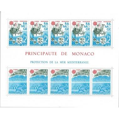 Monaco BF Neuf ** N° 0034