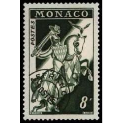 Monaco PR Neuf ** N° 0012
