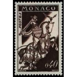 Monaco PR Neuf ** N° 0021