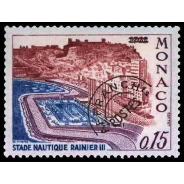 Monaco PR Neuf ** N° 0024
