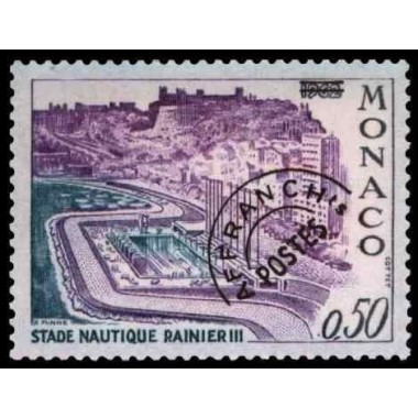 Monaco PR Neuf ** N° 0026