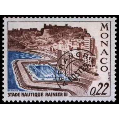 Monaco PR Neuf ** N° 0027