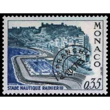 Monaco PR Neuf ** N° 0028