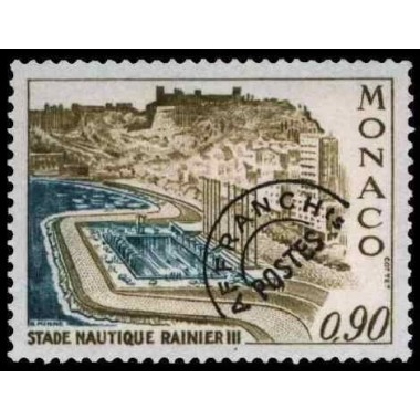 Monaco PR Neuf ** N° 0033