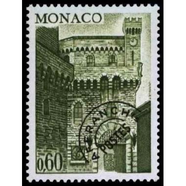 Monaco PR Neuf ** N° 0039