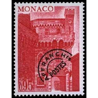Monaco PR Neuf ** N° 0044