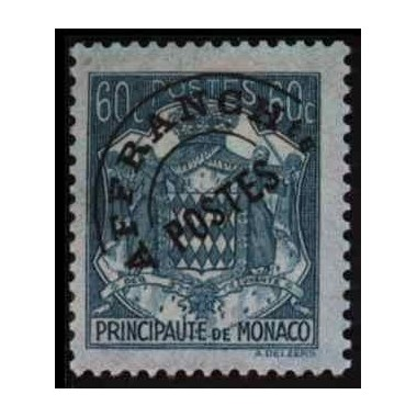 Monaco PR Neuf * N° 0001