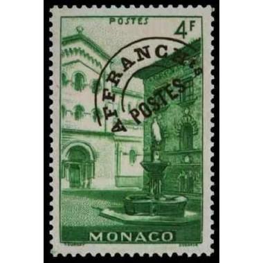Monaco PR Neuf * N° 0003
