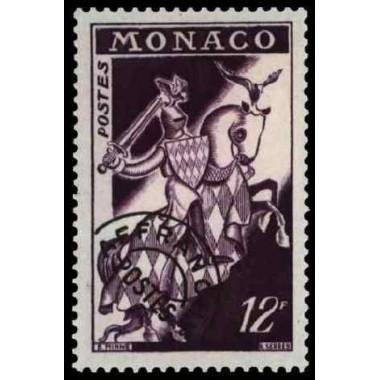 Monaco PR Neuf * N° 0013