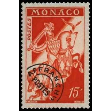 Monaco PR Neuf * N° 0013A