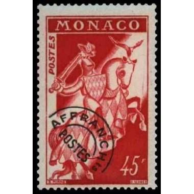 Monaco PR Neuf * N° 0017