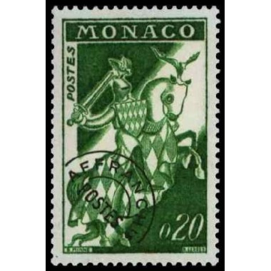 Monaco PR Neuf * N° 0020
