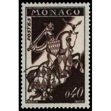Monaco PR Neuf * N° 0021