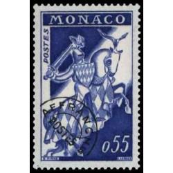 Monaco PR Neuf * N° 0022
