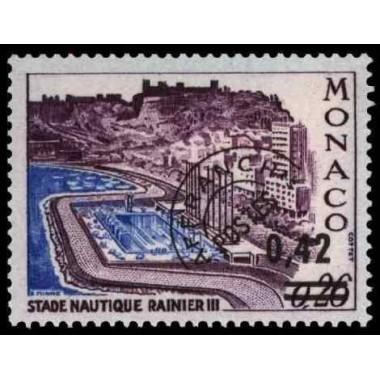 Monaco PR Neuf * N° 0034