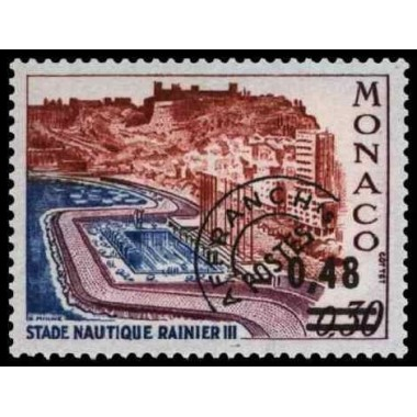 Monaco PR Neuf * N° 0035