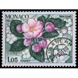 Monaco PR Neuf * N° 0078