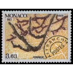 Monaco PR Neuf * N° 0081