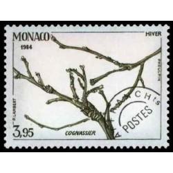 Monaco PR Neuf * N° 0085