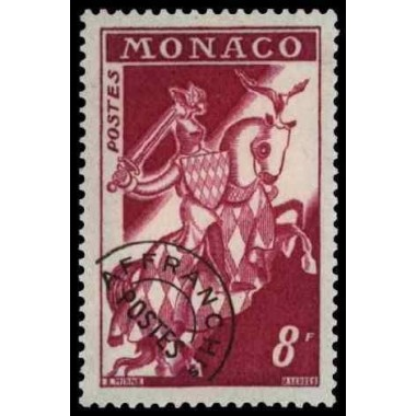 Monaco PR Obli N° 0012A