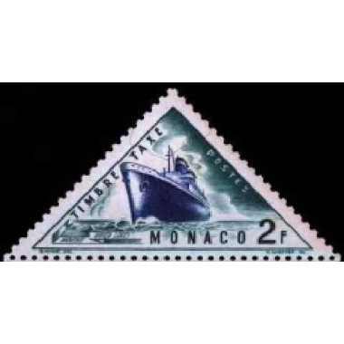 Monaco TA Neuf ** N° 0041