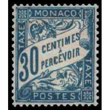 Monaco TA Neuf * N° 0006