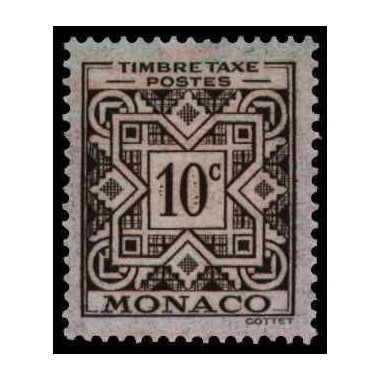 Monaco TA Neuf * N° 0029