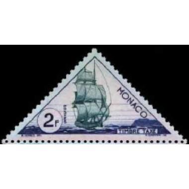 Monaco TA Neuf * N° 0040