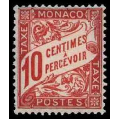 Monaco TA  N° 0003 Obli