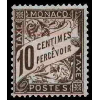 Monaco TA  N° 0004 Obli