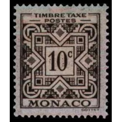 Monaco TA  N° 0029 Obli