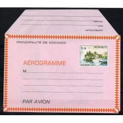 Monaco aerogramme N° 504