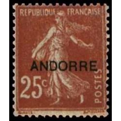ANDORRE N ** N° 0009