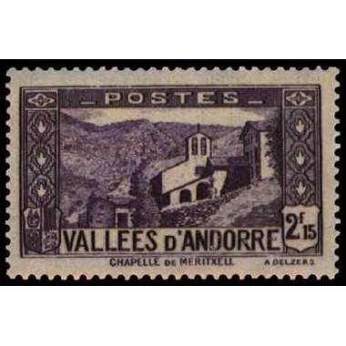 ANDORRE N ** N° 0083