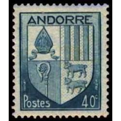 ANDORRE N ** N° 0095