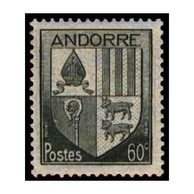 ANDORRE N ** N° 0097