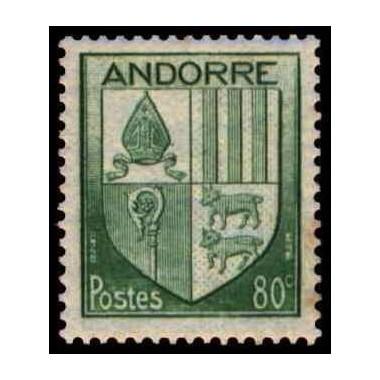 ANDORRE N ** N° 0099