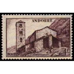 ANDORRE N ** N° 0100