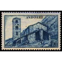 ANDORRE N ** N° 0101
