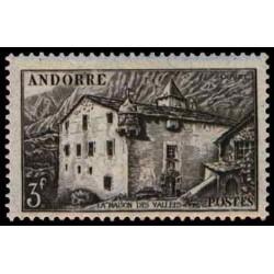 ANDORRE N ** N° 0106