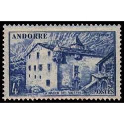 ANDORRE N ** N° 0107