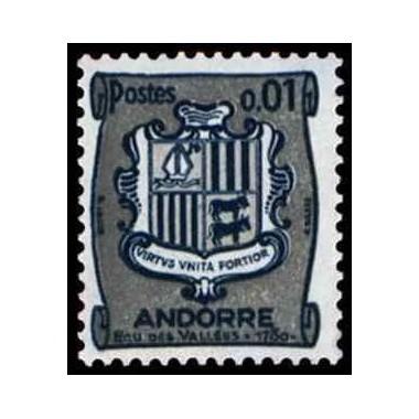 ANDORRE N ** N° 0153A
