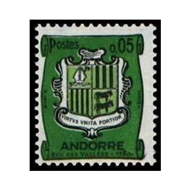 ANDORRE N ** N° 0154
