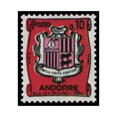 ANDORRE N ** N° 0155