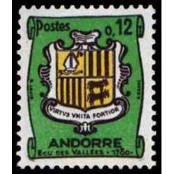 ANDORRE N ** N° 0155A