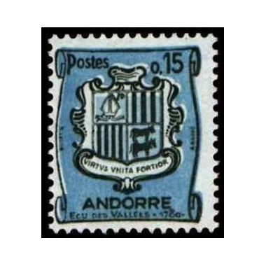 ANDORRE N ** N° 0156