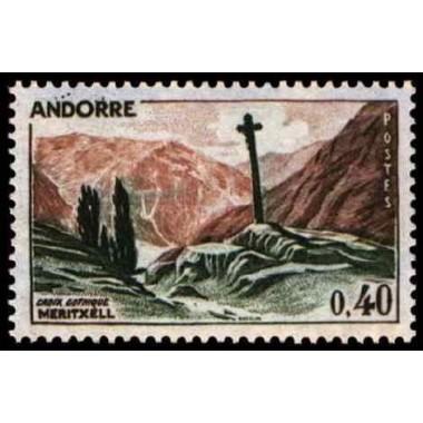 ANDORRE N ** N° 0159A