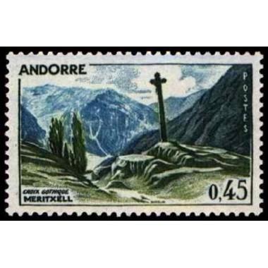 ANDORRE N ** N° 0160