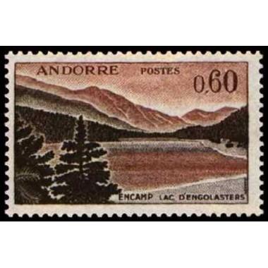 ANDORRE N ** N° 0161A