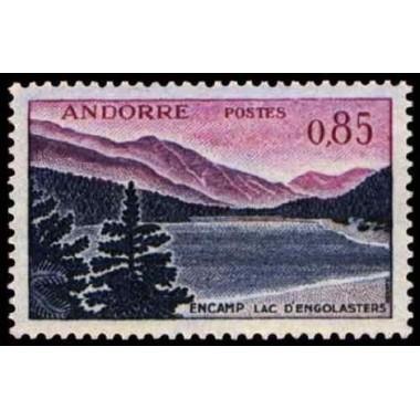 ANDORRE N ** N° 0163